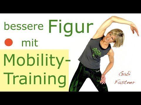 40 min.� Mobility-Training für bessere Figur, Haltung und Ausstrahlung, ohne Geräte