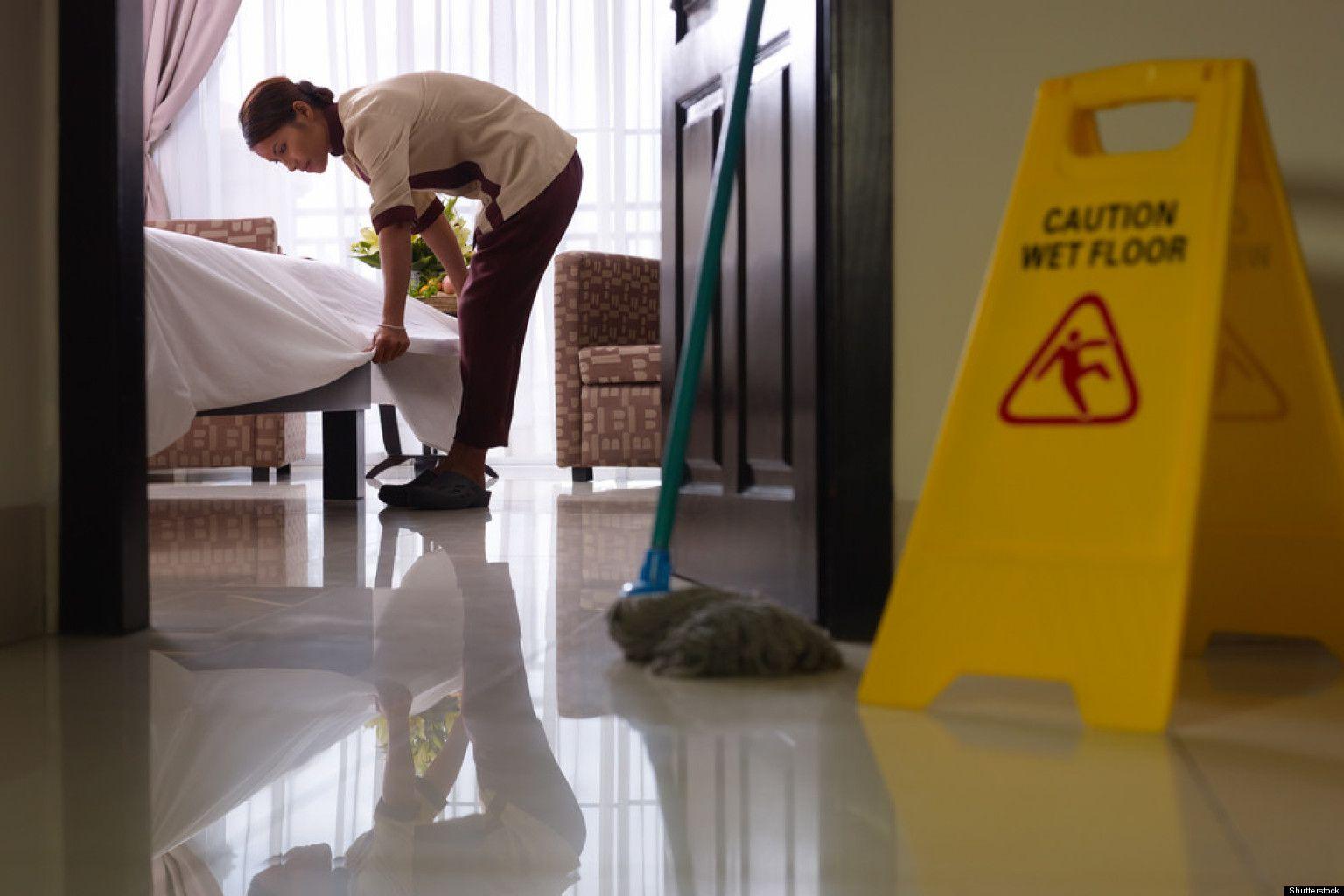 Cómo Limpiar las Habitaciones de Hotel. Cuando nuestros huéspedes ...