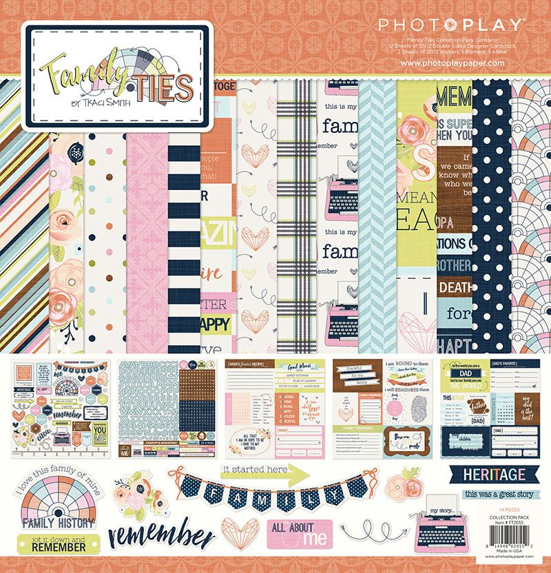 """PhotoPlay Collection Pack 12/""""X12/""""-Birthday Boy Wishes"""