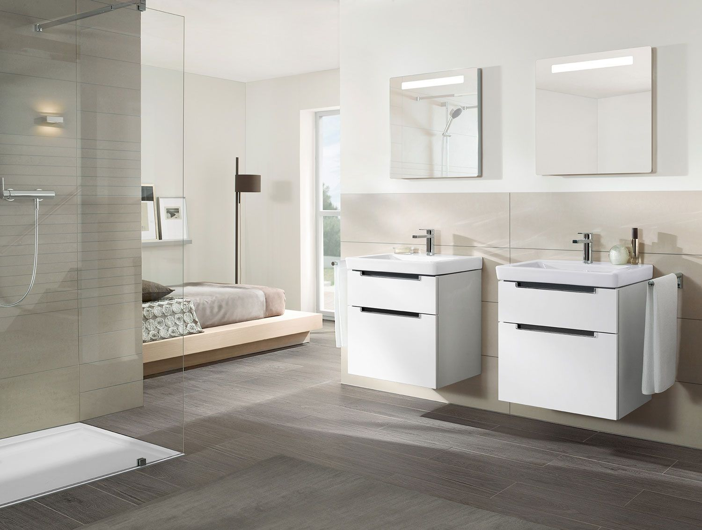 Villeroy & Boch bathroom inspiration Collection: Subway 2.0 ...