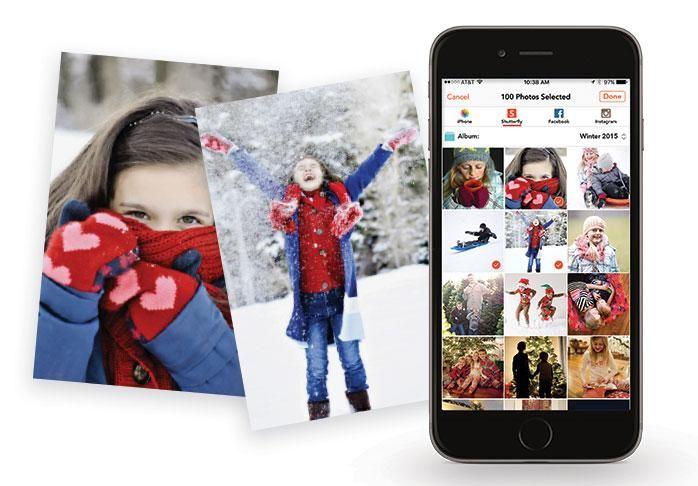New Shutterfly App & Free Photo Prints Free photos