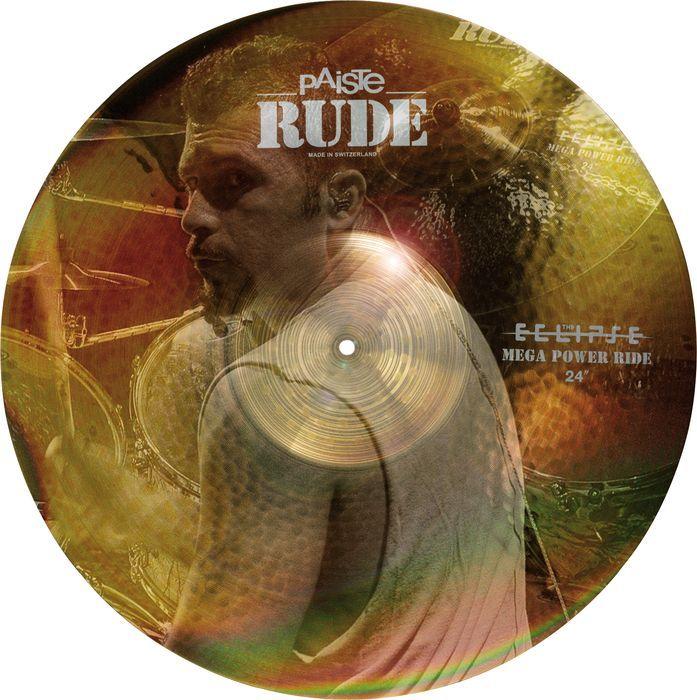 "Paiste Rude Mega Power Ride Cymbal 24"""