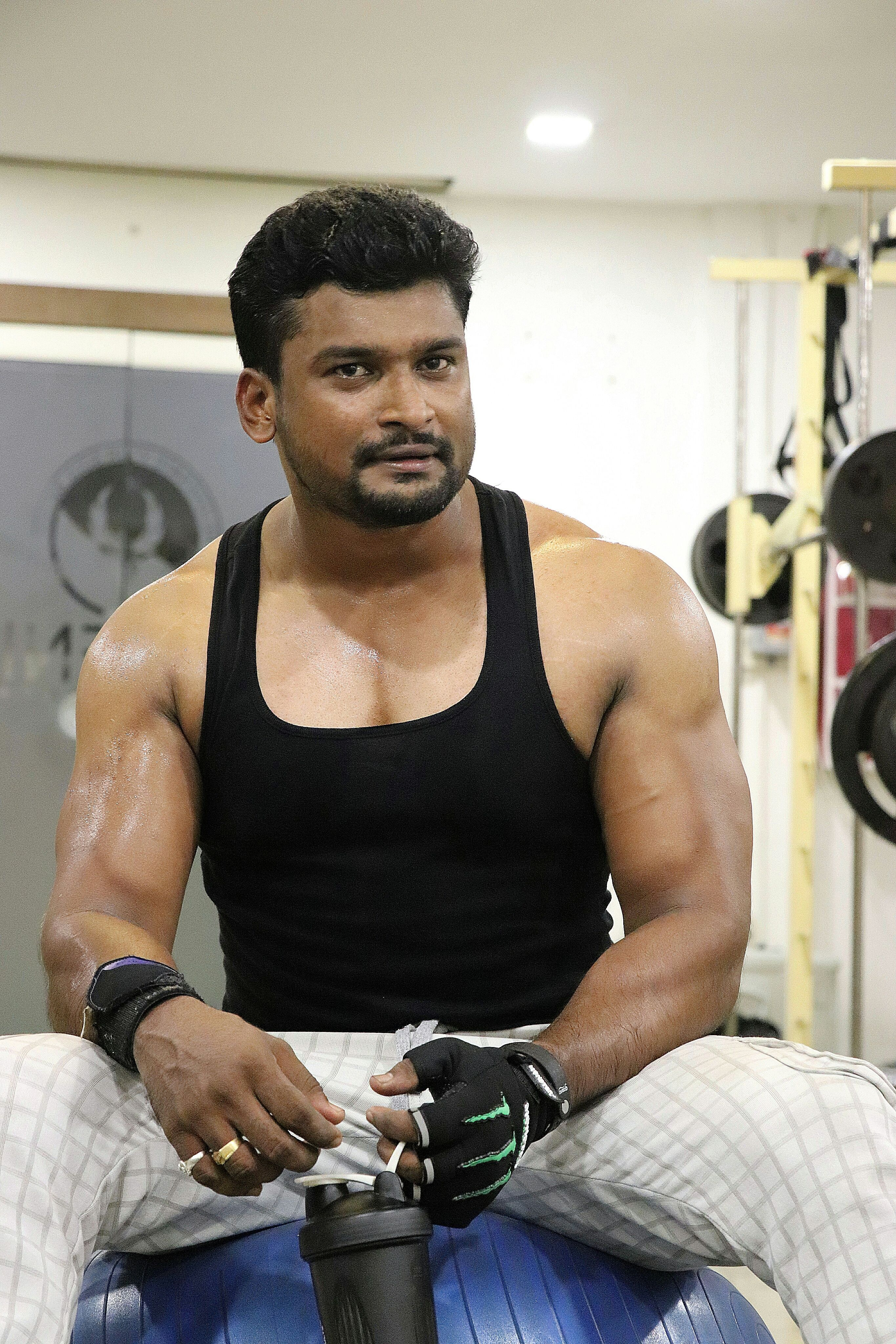 Fitness Trainer Sujith Kumar S Phoenix Fitness Centre In Haripad Kerala Phoenix Fitness Fitnesscentre Gym Workou Family Fitness Fitness Fitness Trainer