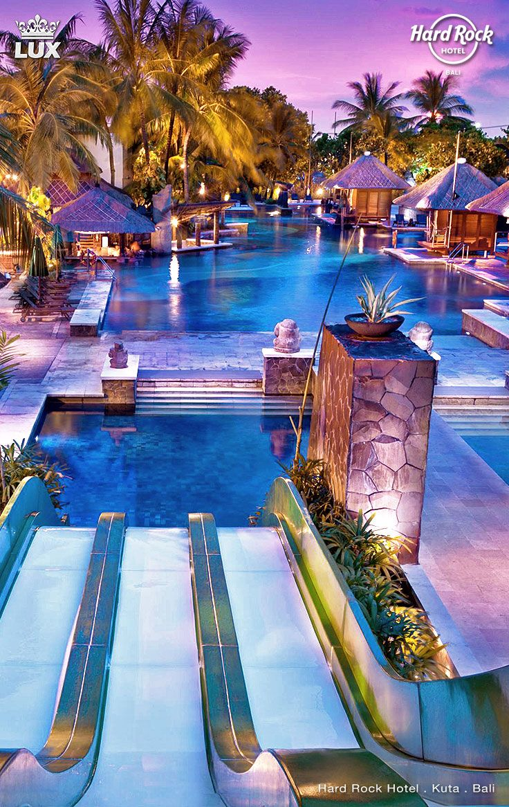 Are You Ready To Rock Welcome To Hard Rock Hotel Bali Nestled Against The Shores Of Bali S Famed Kuta Beach On An Bali Hotels Hard Rock Hotel Family Resorts