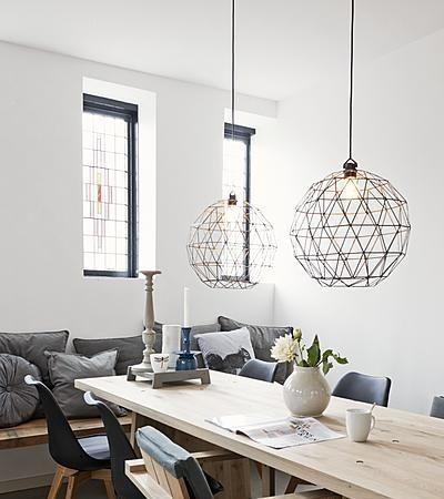 Lampen eettafel google zoeken meubels pinterest room for Lampen eettafel design