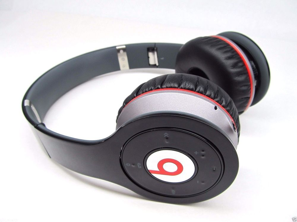 Genuine Beats by Dr  Dre Wireless Bluetooth Over-Ear Headband