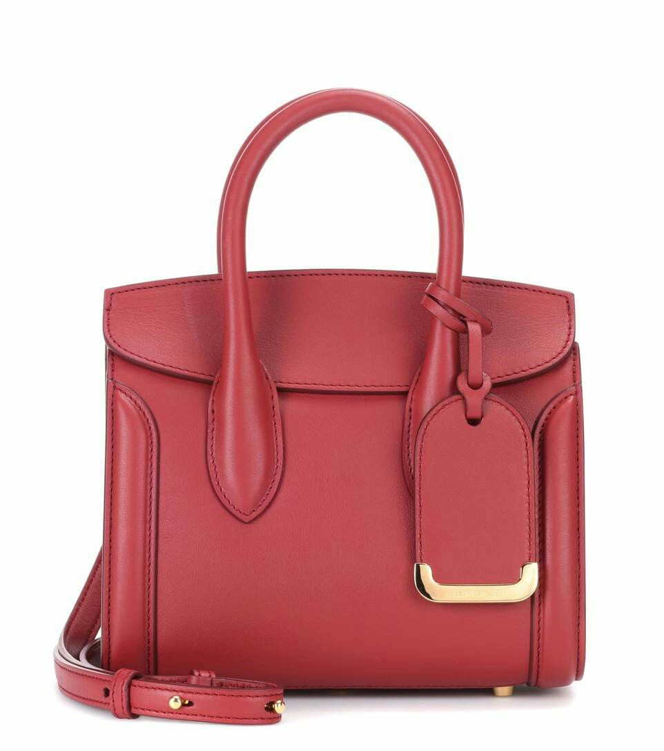Cheap Sale Perfect Free Shipping 2018 Heroine Bag - Only One Size / Pink Alexander McQueen Store Cheap Online IpNyg4H2w