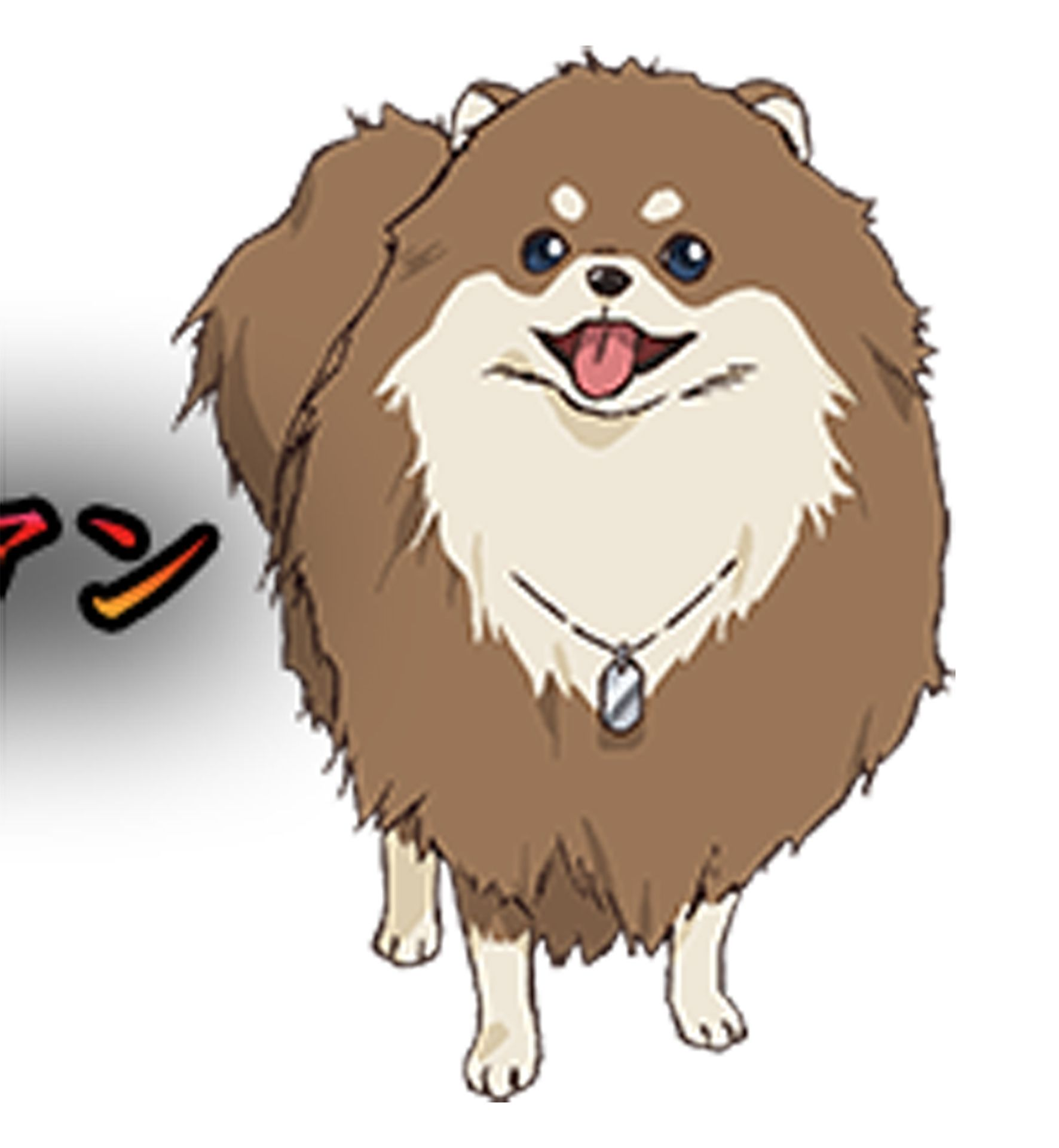 Wonderful Pomeranian Anime Adorable Dog - e20181193897dddff625c4e086512b0a  Pictures_68622  .jpg