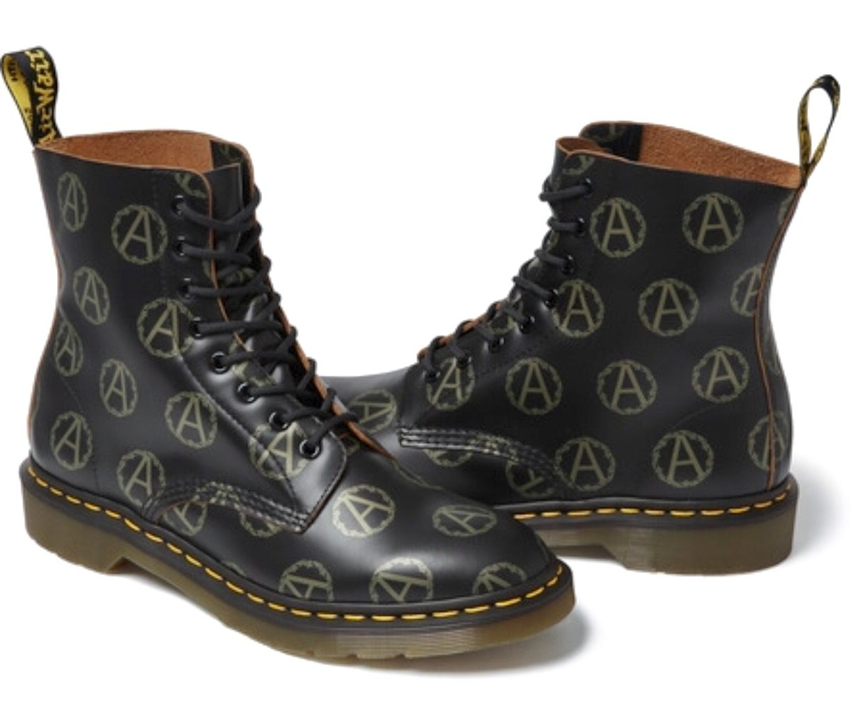 7c21dcb73417 Dr Marten Limited Edition Supreme X Undercover Anarchy boot | Dr ...