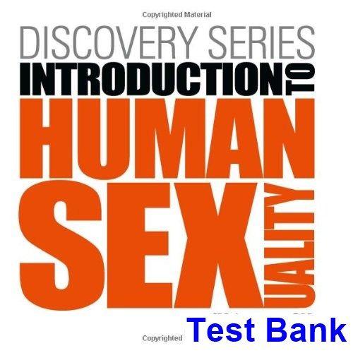 Human sexuality class quiz