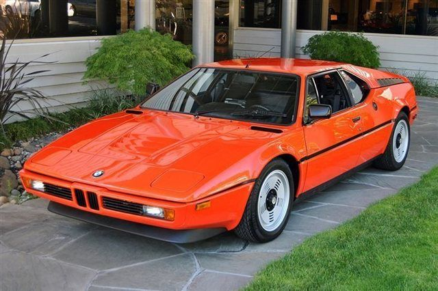 1980 Bmw M1 Mid Engine Randalls Cool Wheels Part 8 The 80 S