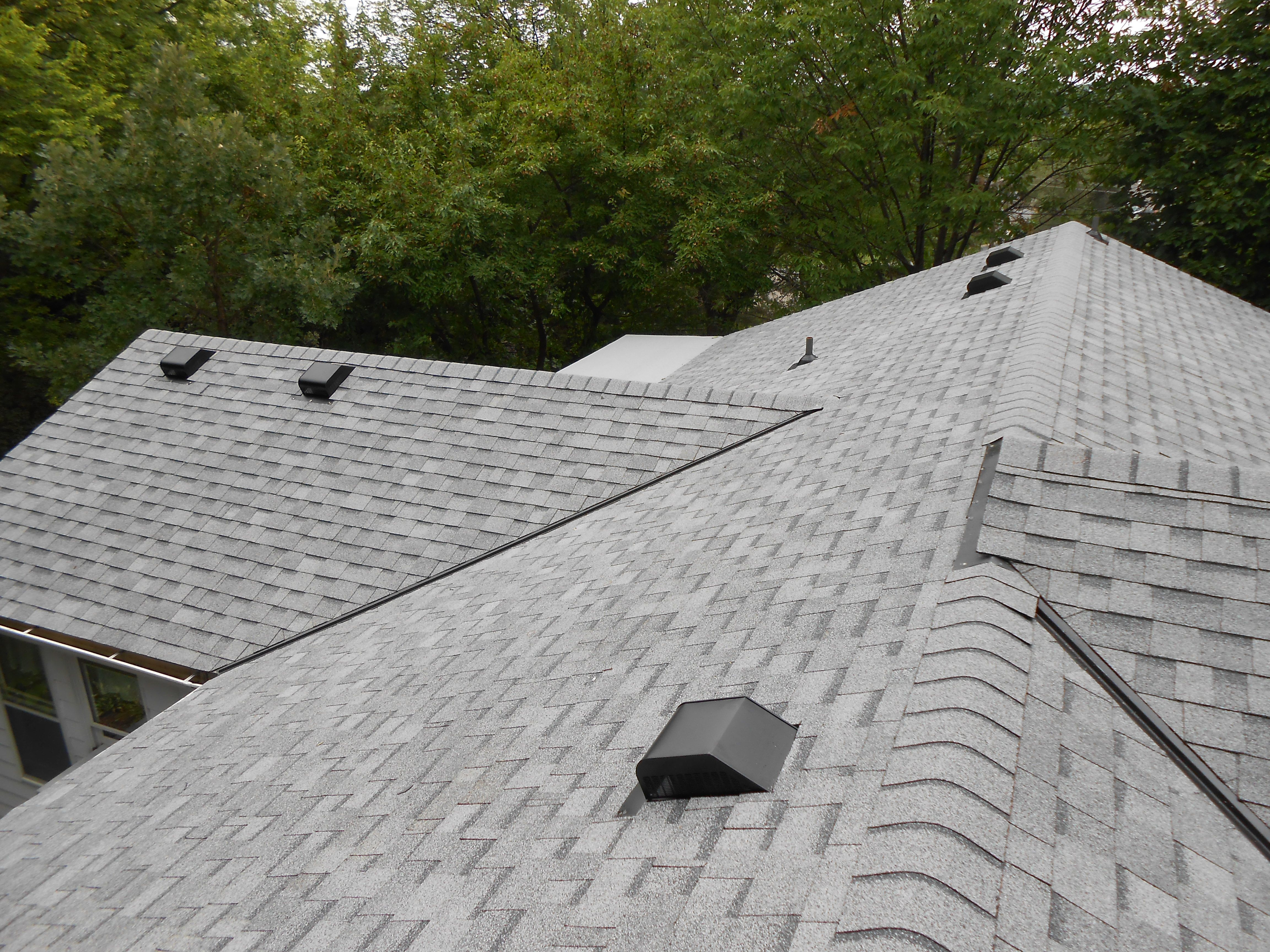 Owens Coring Shingles White Shingles Gray Shingles Black Roof Accessories Asphalt Shingles Roofing Roo Roof Cost Metal Roofing Materials Asphalt Shingles