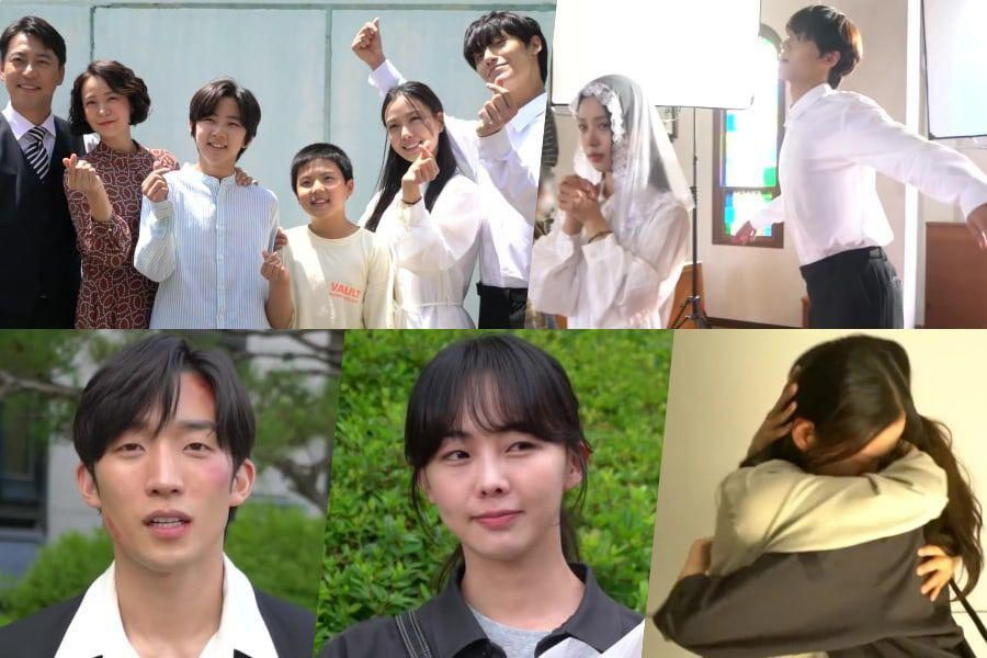 """Watch: """"Youth Of May"""" Cast Is Full Of Smiles And Tears As They Bid Farewell Behind The Scenes"""
