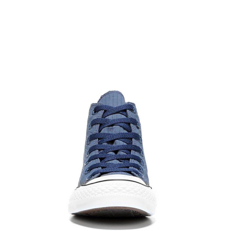 e201fe42793e22 Converse Chuck Taylor All Star Ripstop High Top Sneakers (Navy White Black)