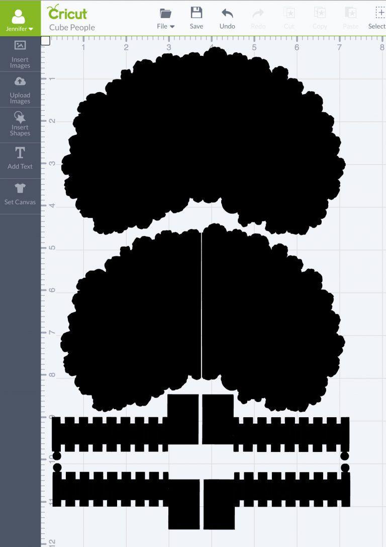 Apple Tree Card in Cricut Design Space | Cards | Pop up ...