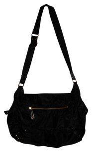 Gap Black Messenger Bag