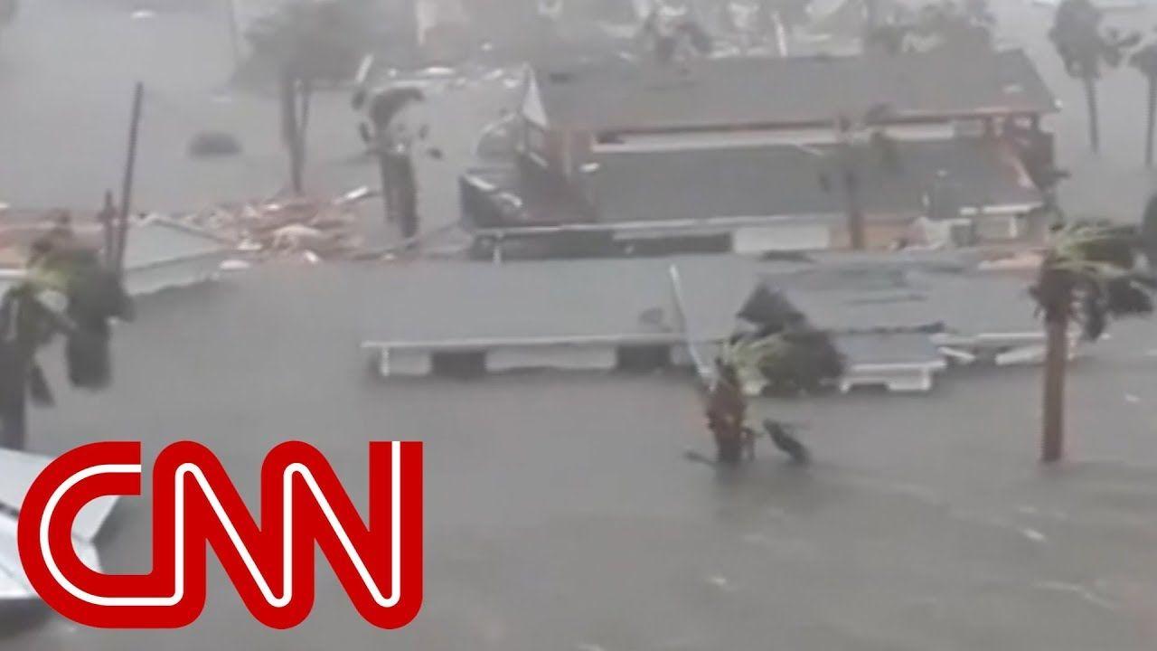 Hurricane Michael Leaves Neighborhood Underwater Youtube With Images Hurricane The Neighbourhood