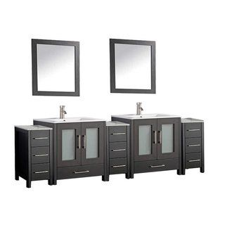 Online Shopping Bedding Furniture Electronics Jewelry Clothing More Double Sink Bathroom Bathroom Sink Vanity Vanity Set With Mirror