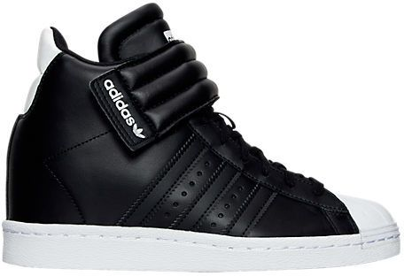 Adidas Women S Superstar Up Strap Casual Shoes Adidas Women Adidas Superstar Women Casual Shoes