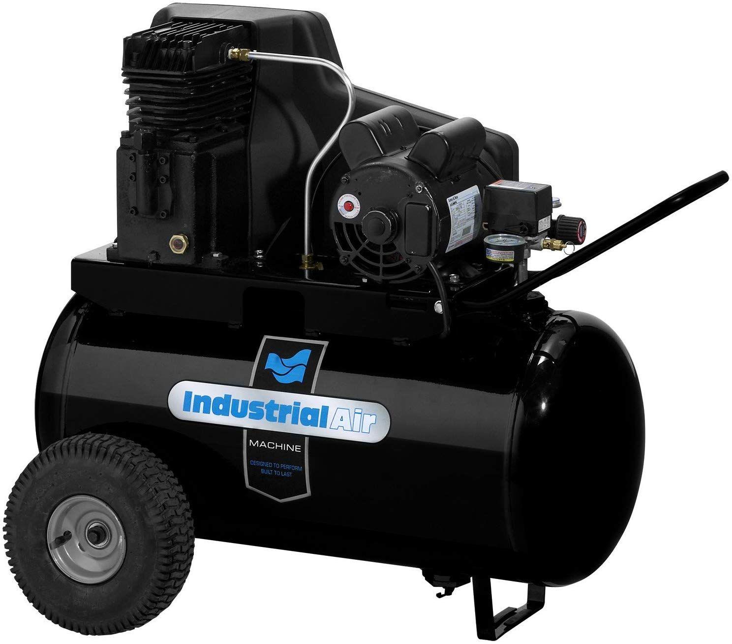 Industrial Air IPA1882054 20Gallon Belt Driven Air