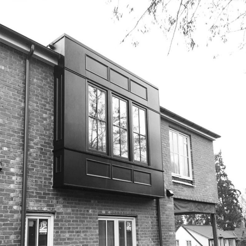 Exterior Bump Out / Interior Doors / Eclectic Classic / H2 DESIGN + BUILD /  Katie