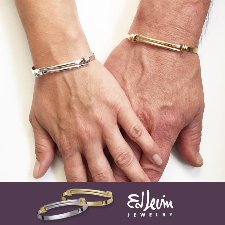 Ed Levins Signature Bracelet Is A Symbol Of Unity And Family That