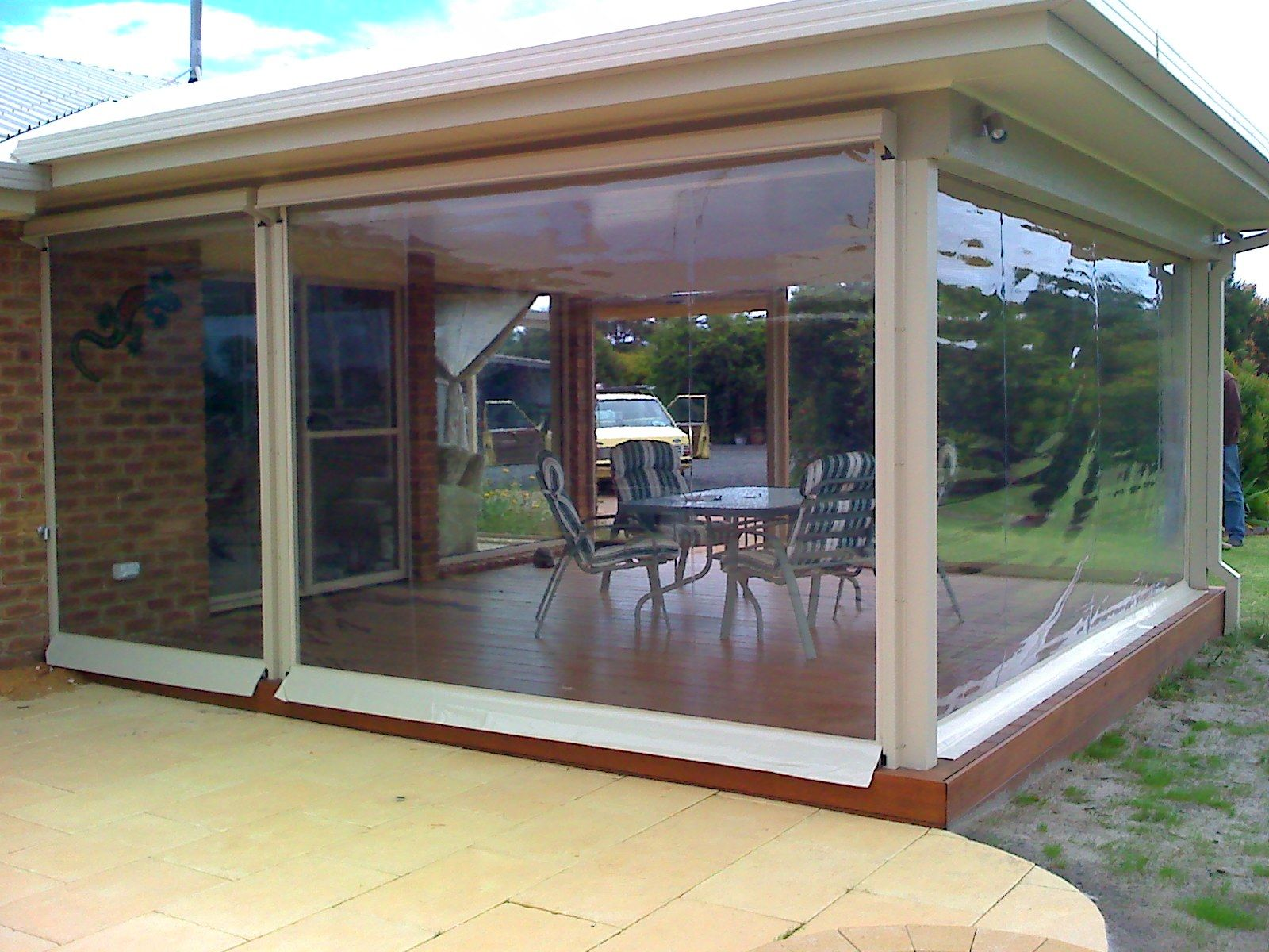 Artistic Outdoor Pergola Blinds Pergola Blinds Cafe