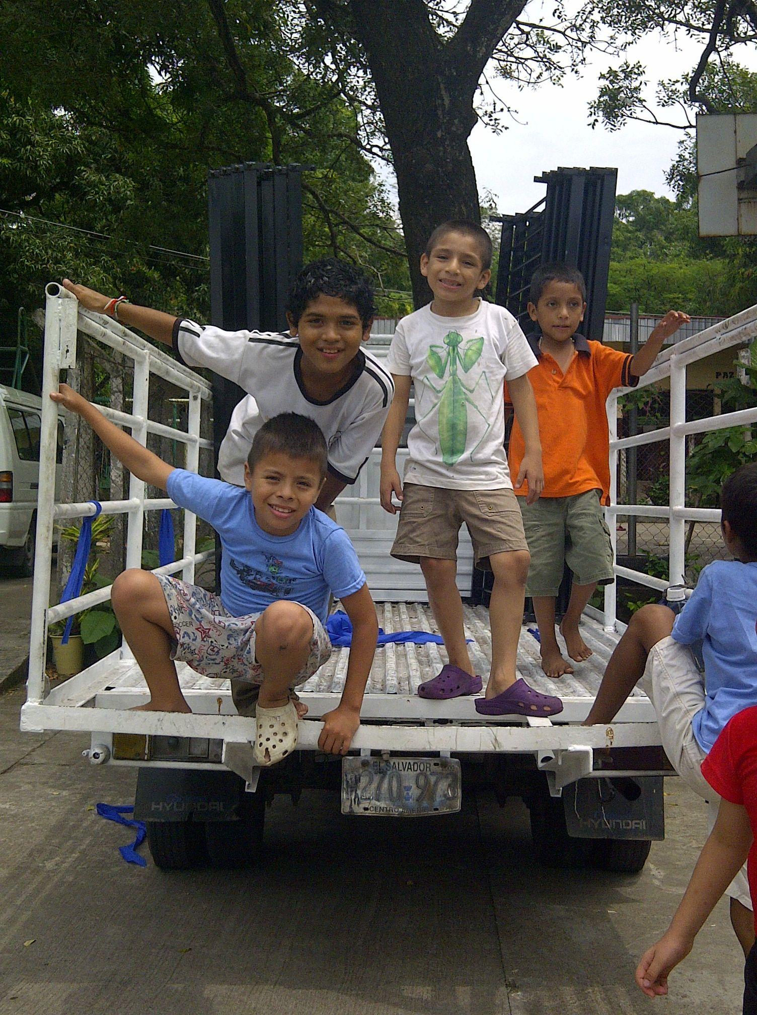 New Beds For The Hogar Infantil Orphanage El Salvador Thank You