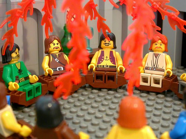 Earth, Wind and Fire (With images) | Pentecost craft, Pentecost ...