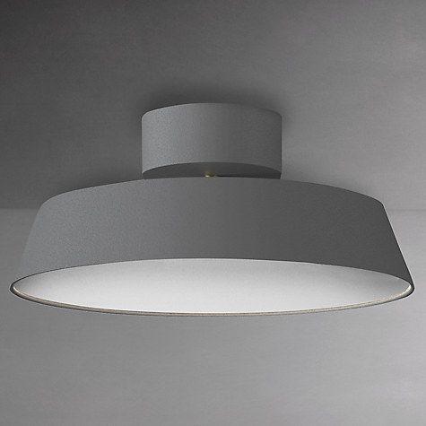 buy nordlux alba led adjustable tilt semi flush ceiling light online