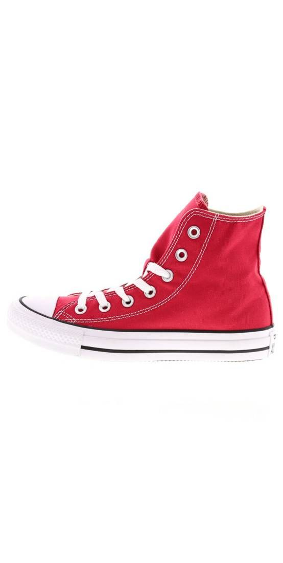 finest selection 7db59 7631a CHUCK TAYLOR ALL STAR HI - Sneaker high - red @ Zalando.de ...