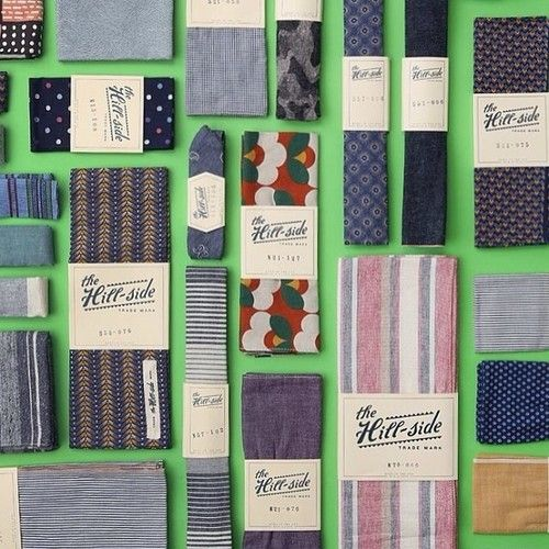 from @sculpbysuperagency . They've got a great selection of ties, scarves and pocket squares from the past couple of seasons.
