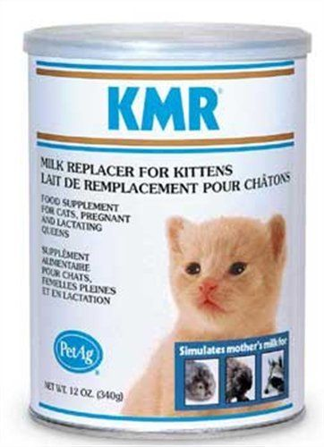 Kmr Powder For Kittens Cats 12oz For Kittens Newborn To 6 Weeks Of Age Also Ideal As Post Surgery Supplement Form With Images Cats And Kittens Pets Kittens