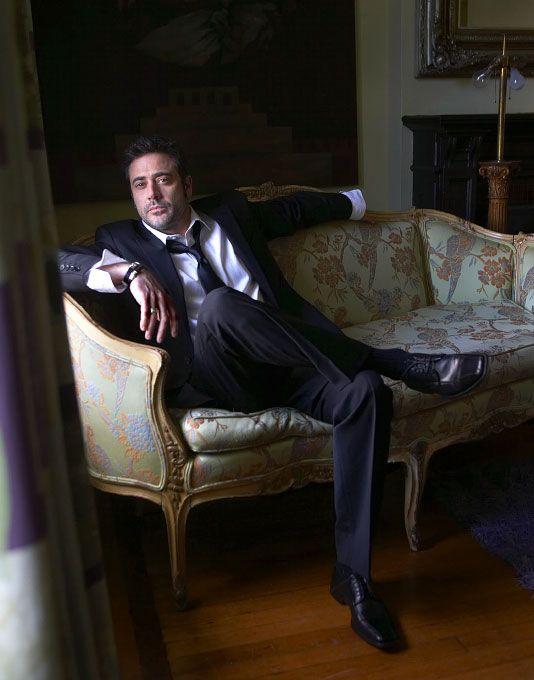Jeffrey Dean Morgan...I do so love his name...