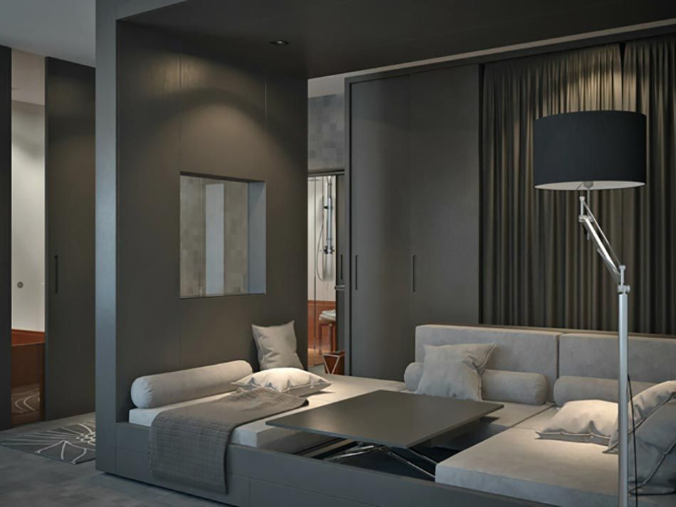 50 nuances de gris pour une maison design | Maison design, Intérieur ...
