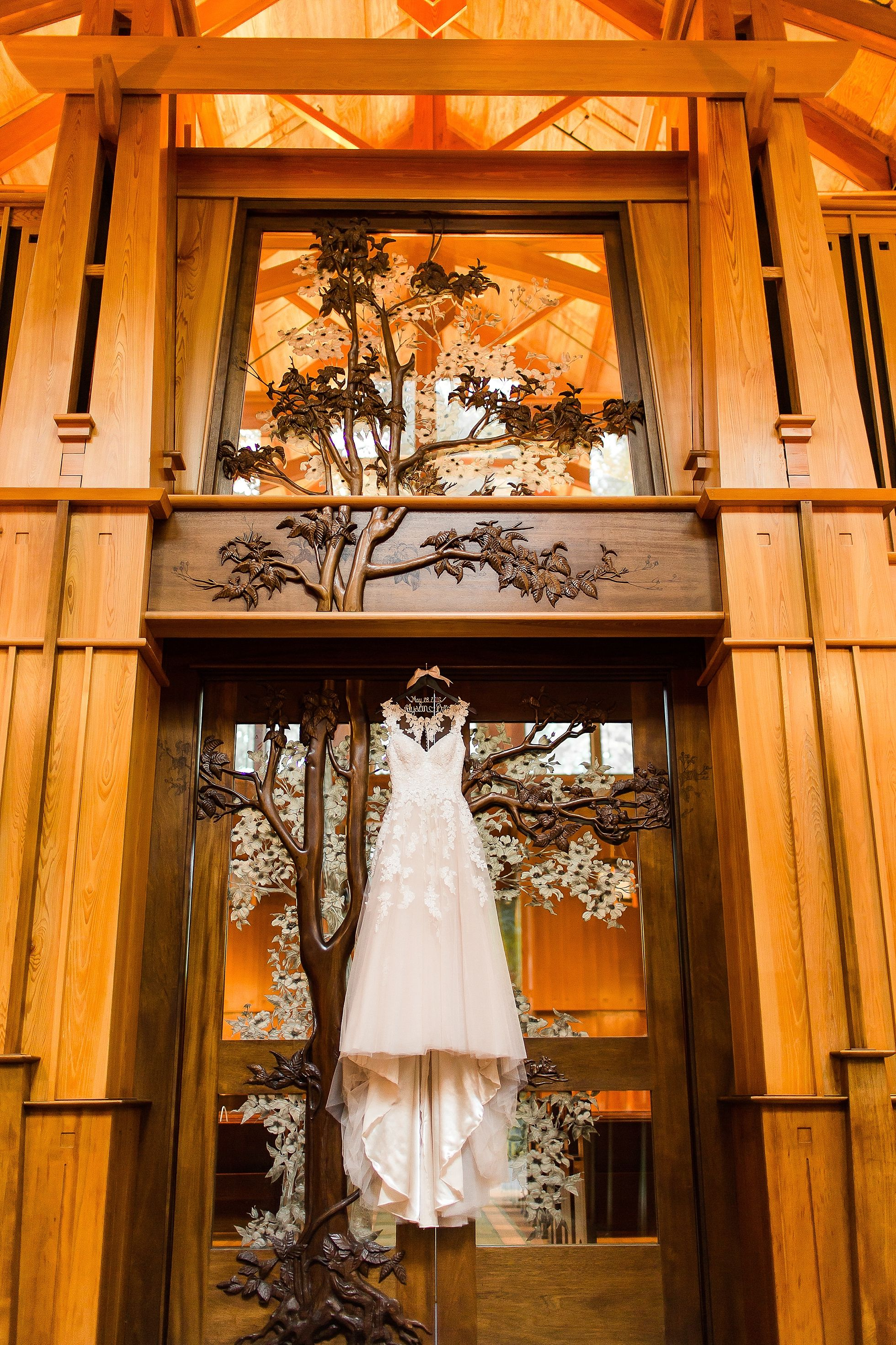 Day Chapel Wedding | UGA Botanical Gardens | Athens Georgia ...