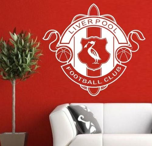 Liverpool football club design 1 wall art sticker small vinyl decal