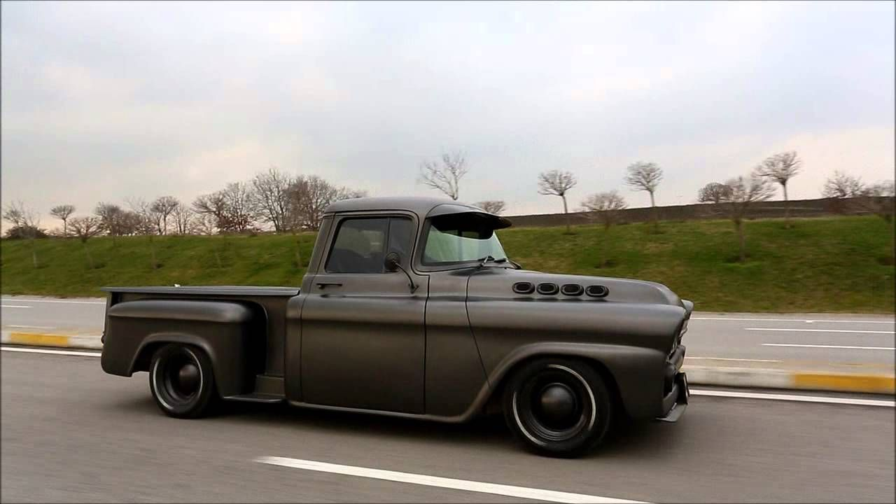 1958 Chevrolet Apache History This Was The Last Year For The Early V8 Pickups Era And For That Reason Very Few Change Chevy Apache Classic Trucks Chevy Trucks