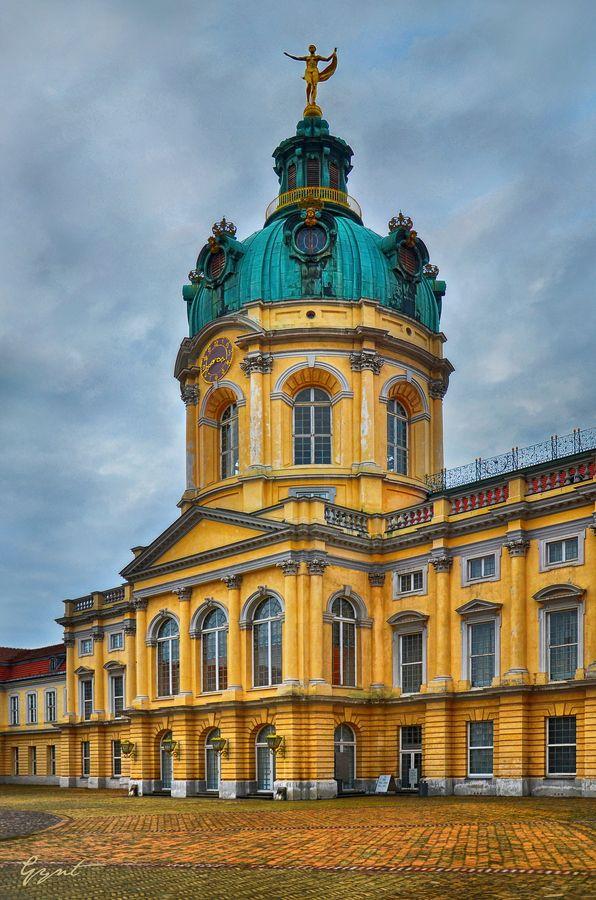 Castello Di Charlottenburg Berlino Germania Met Afbeeldingen Berlijn Duitsland Paleizen