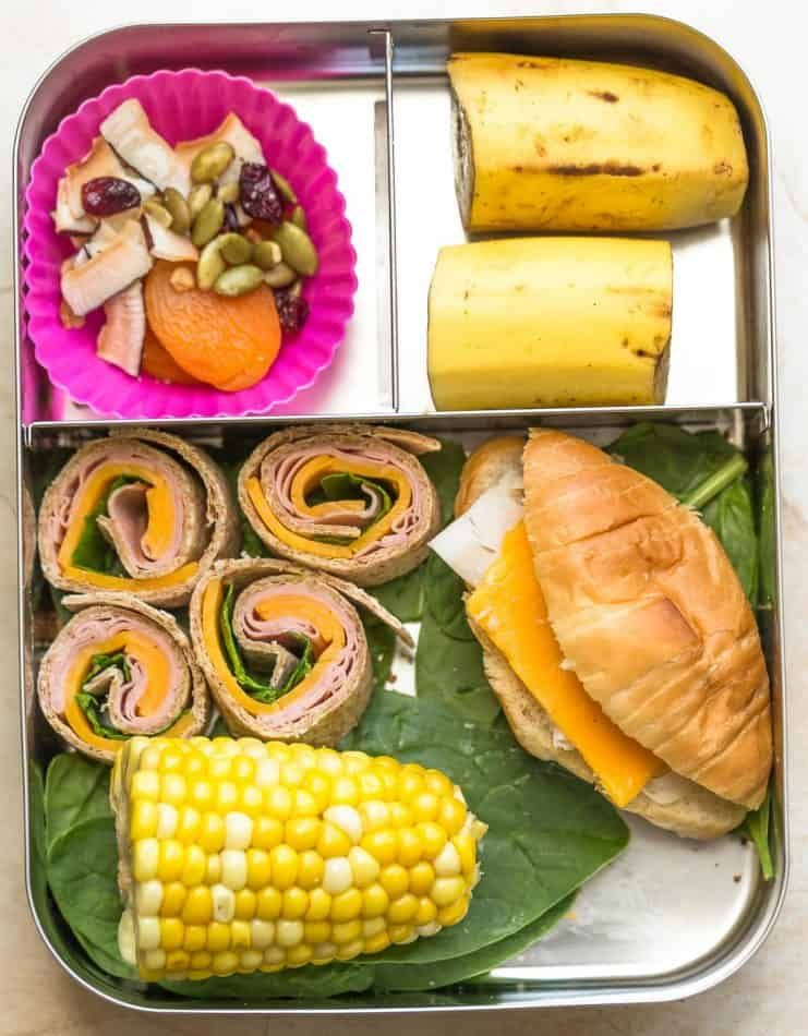 Healthy School Lunches For The New Year Life Made Sweeter Lunch