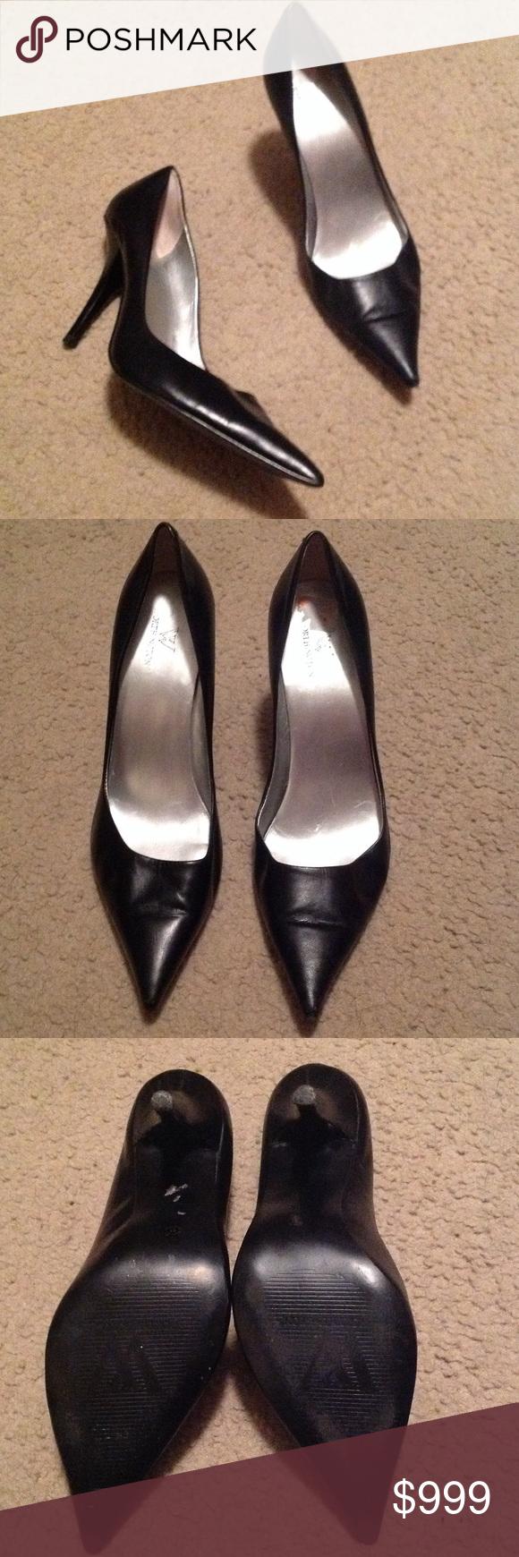 Worthington Black Heels | Black heels
