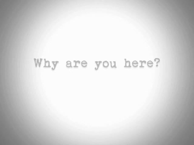 *sigh - I'd really like to know...