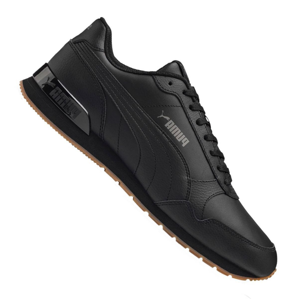 Buty Puma St Runner V2 Full L M 365277 08 Czarne Puma Puma Sneaker Shoes