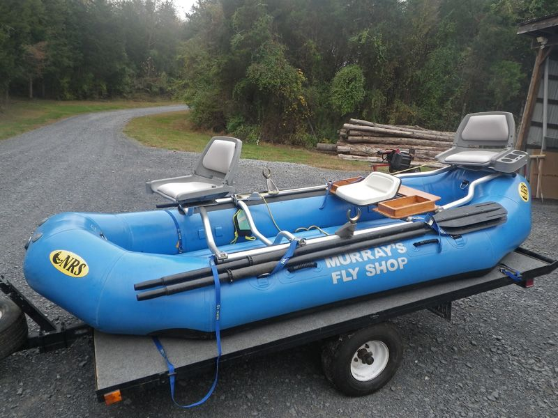 NRS Otter #FlyFishing Raft - I need one!! | Boats | Pinterest ...