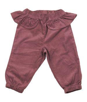Billedresultat for fløjlsbukser krutter barnlil