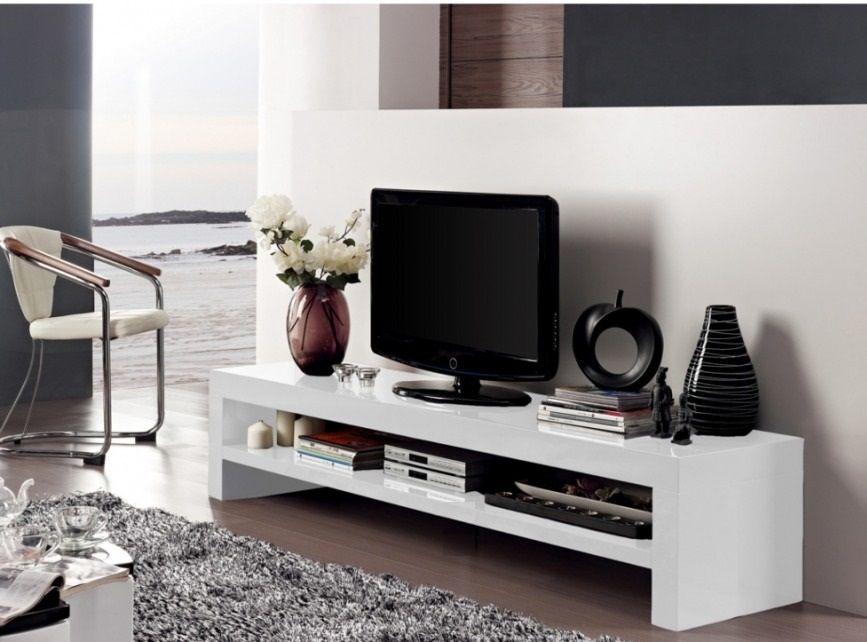 mesa tv mueble tv moderno minimalista | Bancas | Pinterest | Muebles ...