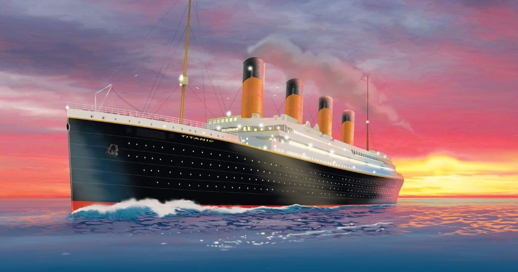 Giveaway black man on the titanic titanic things to