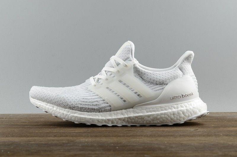 "b8ee294c56798 adidas Ultra Boost 3.0 ""Triple White""Running White FTWR White ..."