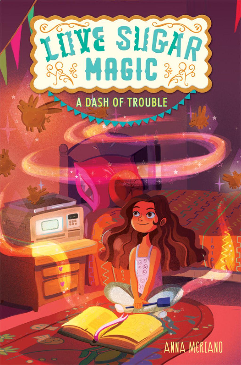 Love sugar magic a dash of trouble ebook books for
