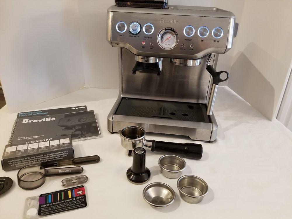 16 59 Breville Cleaning Kit Breville Espresso Machine Breville Espresso